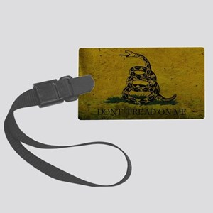 Gadsden4 Large Luggage Tag
